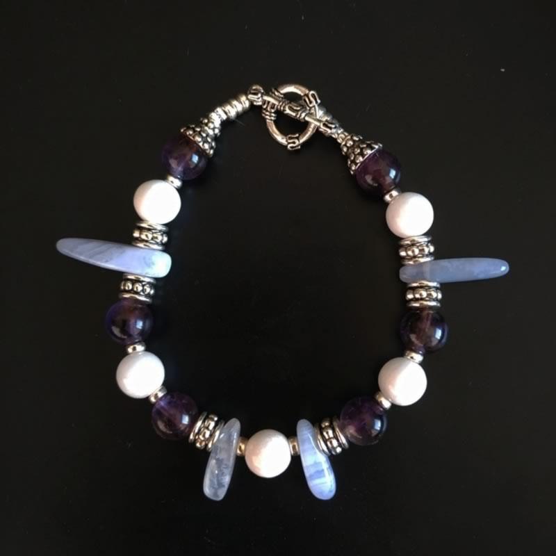 Bracelet douceur et spiritualité